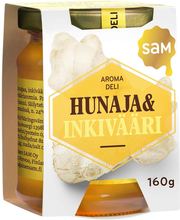 SAM AromaDeli 160g Hunaja&Inkivääri