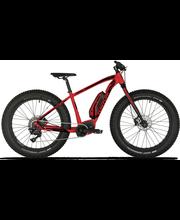 Tunturi sähköpyörä Tribe 10v 43cm punainen-musta