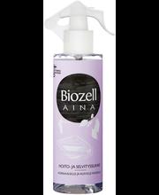 Biozell AINA 150ml Hoito- ja selvityssuihke