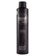 Biozell Professional Men 300 ml Bullet Proof Hiuskiinne vahva pito