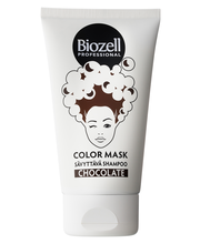 Biozell Professional 150ml Color Mask Sävyttävä Shampoo Chocolate