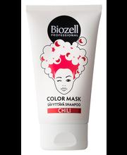 Biozell Professional 150ml Color Mask Sävyttävä Shampoo Chili