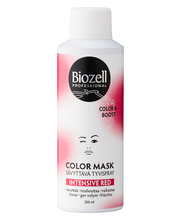 Biozell 200ml Color Mask Root Color spray Intensive Red