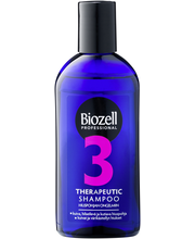 Biozell Therapeutic 200ml 3 Shampoo kuivat/kutiava hiuspohja