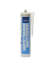 Kiilto Saniteettisilikoni 10 Valkoinen 310 ml