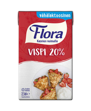 Flora 250ml Vispi 20%