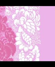 MM 20kpl/33cm liina Ananas roosa