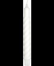 Havi 3kpl/20cm valkoinen Koruruunukynttilä 7 h
