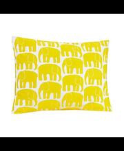 Finlayson Elefantti lasten tyynyliina 40x60 cm