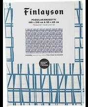 Finlayson Coronna pussilakanasetti 150x210 cm