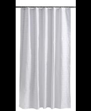 Finlayson Coronna suihkuverho valkoinen/valkoinen 180x200