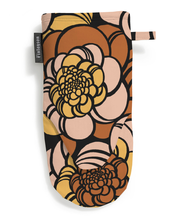 Finlayson Doris patakinnas persikka/oranssi 15x30 cm