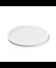 Kakkutarjotin valkoinen