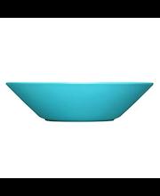 Iittala Teema syvä lautanen 21 cm, turkoosi
