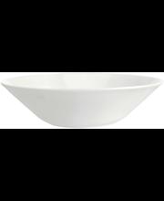 Syvä laut 21cm teema valk