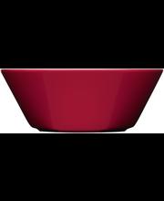 Iittala Teema kulho 15cm punainen