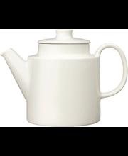 Iittala Teema teekannu 1,0 l, valkoinen
