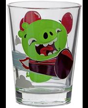 Arabia Angry Birds juomalasi 22cl Piggies