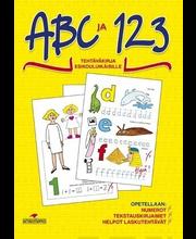 Abc Ja 123 Tehtäväkirja