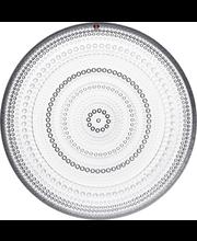 Iittala Kastehelmi lautanen 248 mm, kirkas