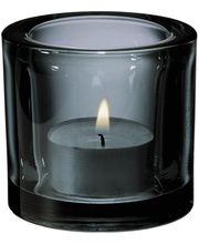 Iittala Kivi kynttilälyhty 60 mm, harmaa