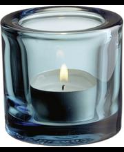 Iittala Kivi kynttilälyhty 60 mm, merensininen