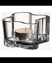 Iittala Aalto kynttilälyhty 55 mm, kirkas