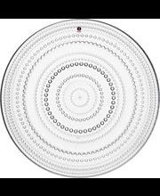 Iittala Kastehelmi lautenen 315 mm, kirkas