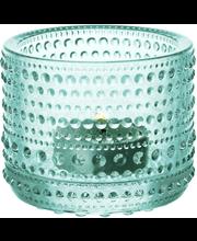 Iittala Kastehelmi kynttilälyhty 64 mm, vedenvihreä
