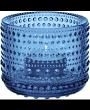 Iittala Kastehelmi kynttilälyhty 80 mm, turkoosi