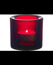 Iittala Kivi kynttilälyhty 60 mm, karpalo