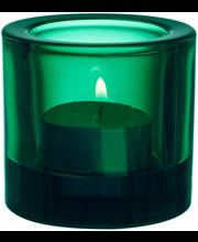 Iittala Kivi kynttilälyhty 60 mm , smaragdi