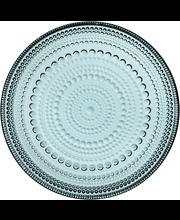Iittala Kastehelmi lautanen 17cm merensininen