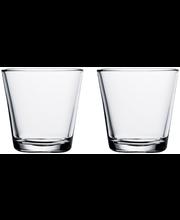 Juomal kartio kirkas 2kpl