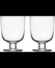 Juomalasi 34 cl kirkas 2