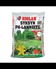 Biolan syksyn PK-lannoite 25 L