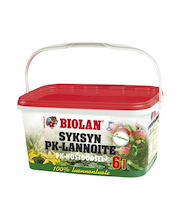 Biolan Syksyn PK-lannoite 6 l