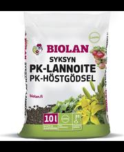 Syksyn pk-lannoite 10l ka