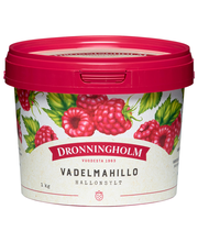 Dronningholm 1kg vadelmahillo