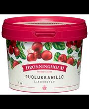 Dronningholm 1kg puolukkahillo