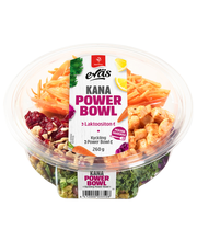 Eväs 260g power bowl kana