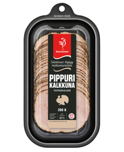 Saarioinen Pippurikalkkuna limiviipale, kokolihavalmiste 200g