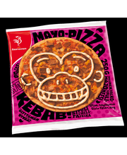 Saarioinen 250g mayo kebabpizza valkosipulimajoneesilla