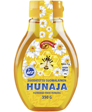 Hunajayhtymä 350g Suodatettu Suomalainen Hunaja