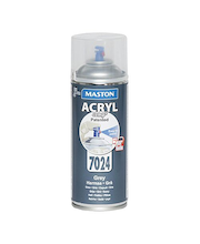 Maston spraymaali 400ml harmaa RAL 7024