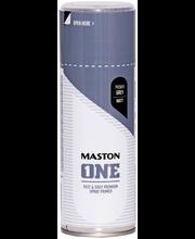 Maston spraypohjamaali 400ml harmaa