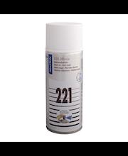 Maston spraymaali 400ml matta valkoinen 221, RAL 9010