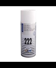Maston spraymaali 400ml valkoinen 222, RAL 9003