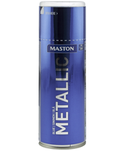 Maston Metallic  spraymaali 400ml sininen