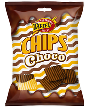 Taf Chips Choco 100g suklaa plastu